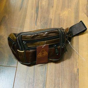 Handbags - Vintage 90's Fanny Pack Belt Bag Medium Coachella